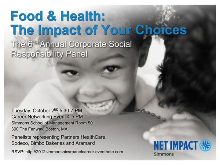 Save the date for our 6th annual CSR Panel!!