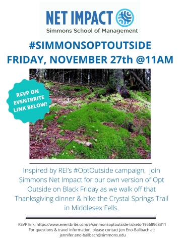 OPTOUTSIDE EVENT